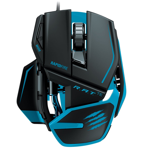 Mad Catz R.A.T. TE Blue