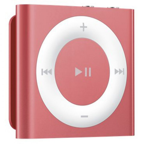 Apple iPod Shuffle (5th gen) Red