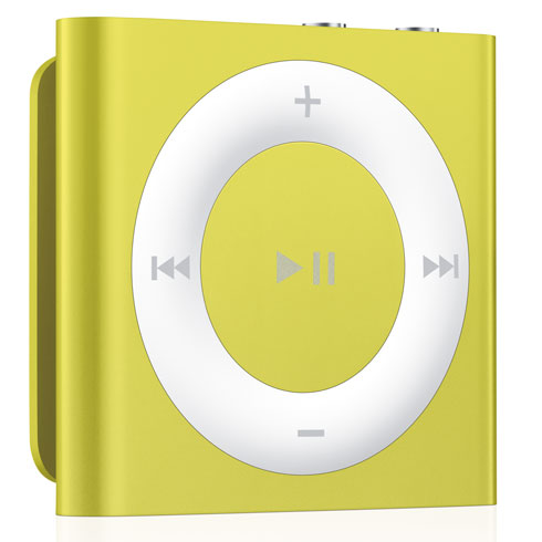Apple iPod Shuffle (5th gen) Light Green