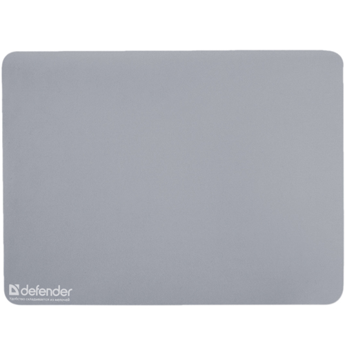 Defender Notebook Microfiber Grey