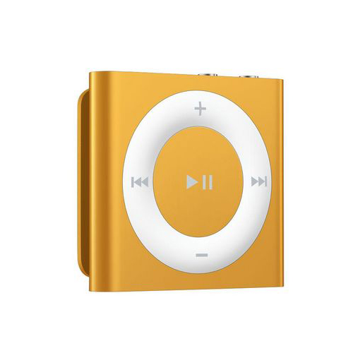 Apple iPod Shuffle (Orange)