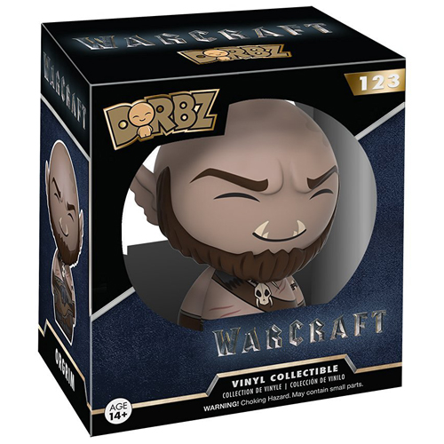 Funko Dorbz: Warcraft Movie - Orgrim