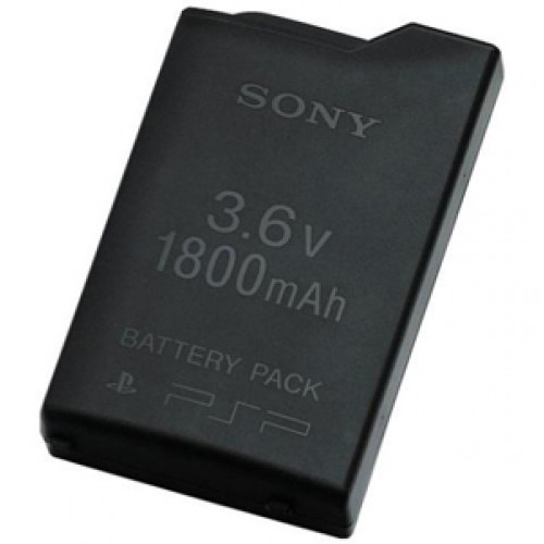 Sony PSP Battery Black 1800 mAH