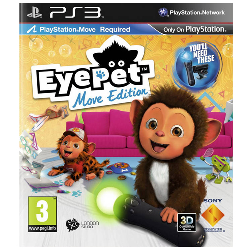 PS3 EyePet Move Edition