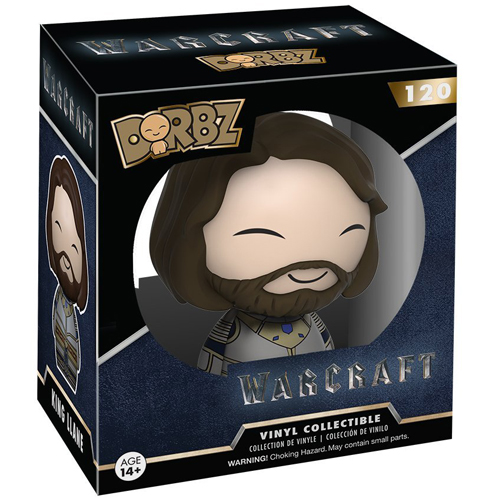 Funko Dorbz: Warcraft Movie - King Liane