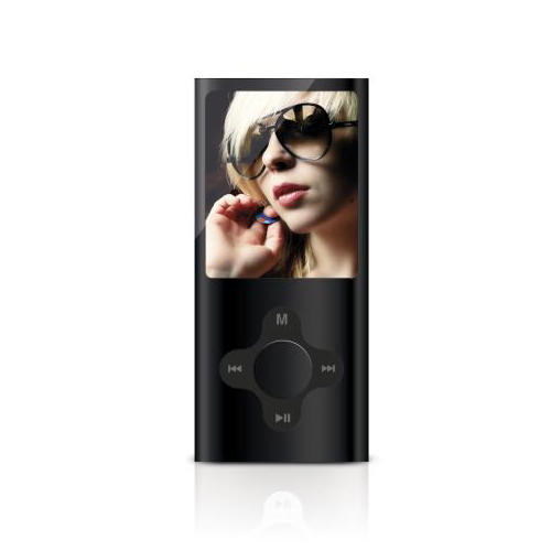 Sweex MP4 Player 4GB (Black) + Sennheiser MX 300
