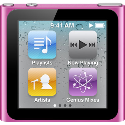 Apple iPod Nano 8GB (Pink)