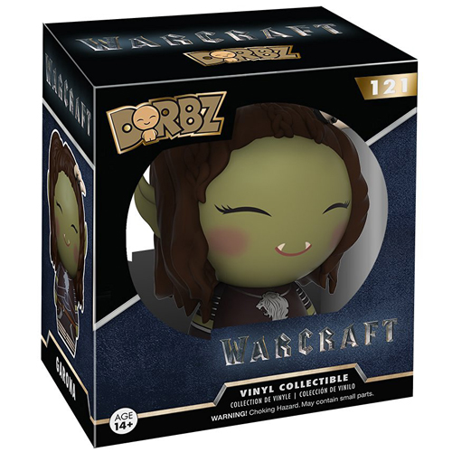 Funko Dorbz: Warcraft Movie - Garona
