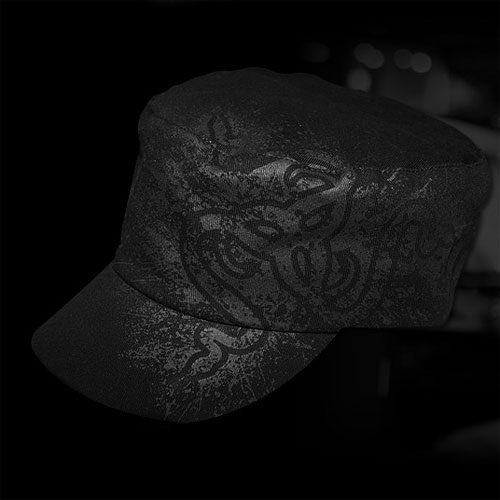 Razer Fragged Military Cap (Grey)