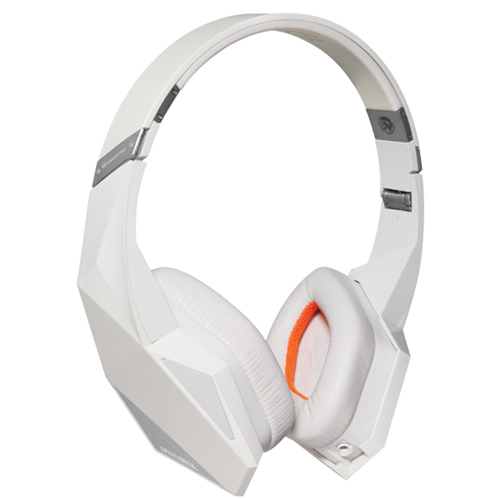 Monster Diesel Vektr On-Ear with ContralTalk White