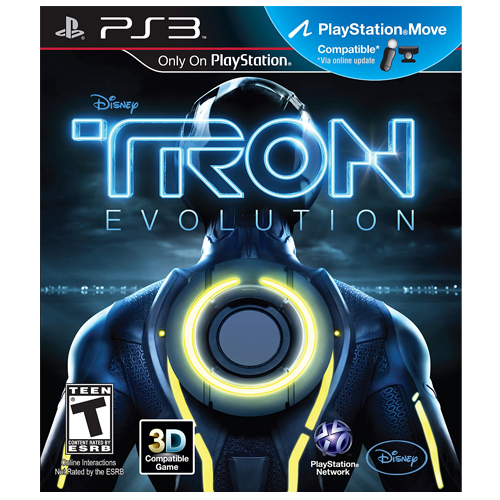 PS3 Tron: Evolution