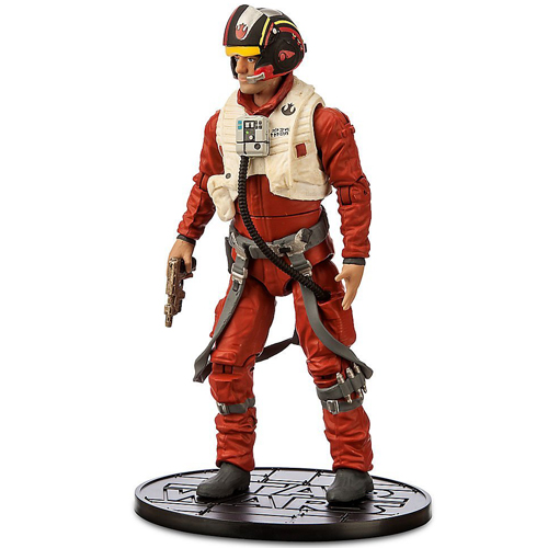 Star Wars Die Cast Poe Dameron