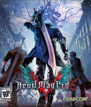 Игра Devil May Cry 5 - Deluxe Edition