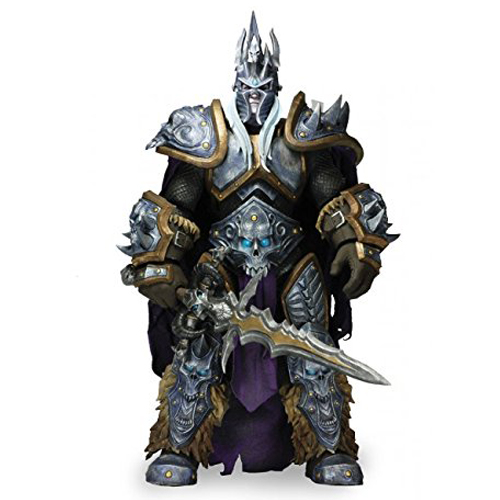 NECA Heroes of the Storm Arthas Action Figure