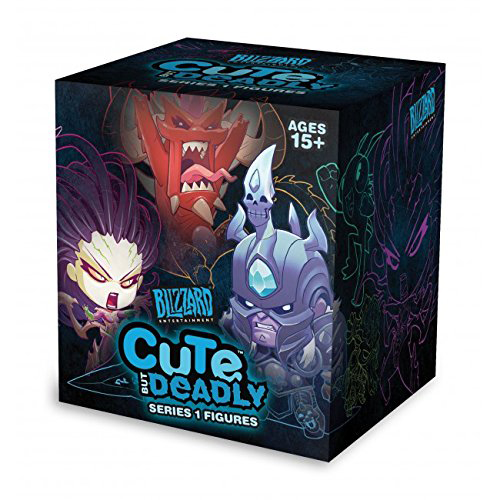 Blizzard Cute But Deadly Blind Vinyls Series 1
