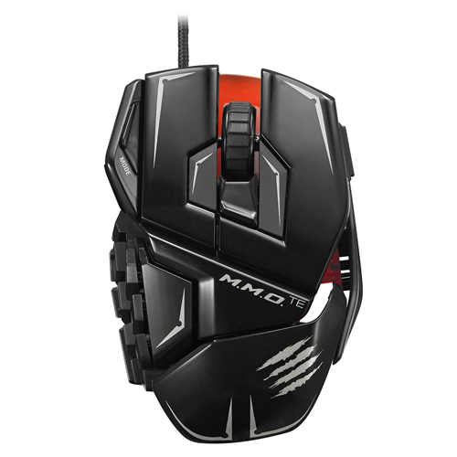 Mad Catz M.M.O. Tournament Edition Black