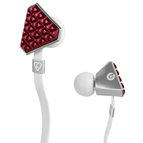 Monster Heartbeats Lady GaGa High Performance In-Ear Headphones