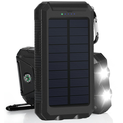 FKANT 10000 mAh Solar Charger
