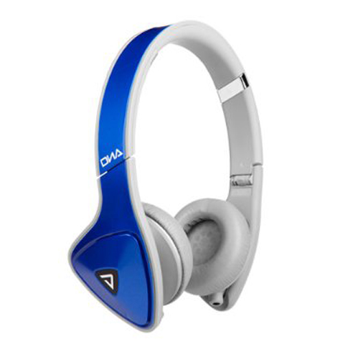 Monster DNA On-Ear Cobalt Blue