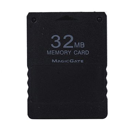 PS2 Memory Card 32MB