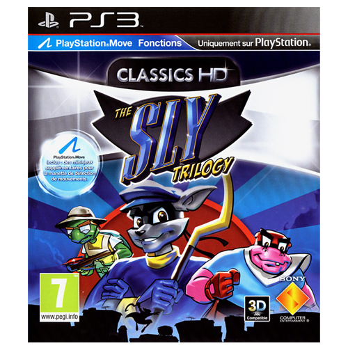 PS3 The SLY Trilogy