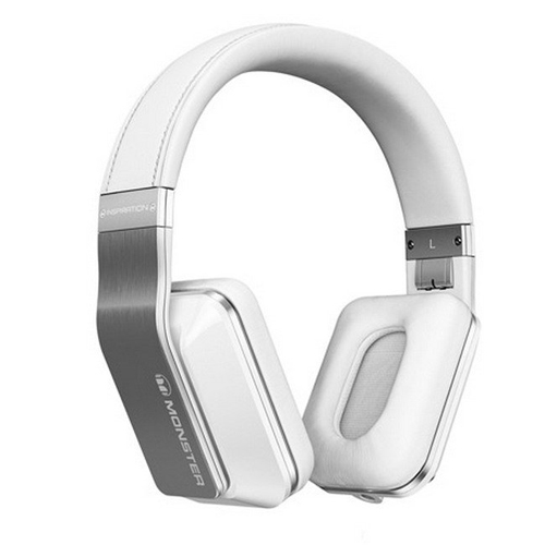 Monster Inspiration Active Noise Canceling On-Ear White