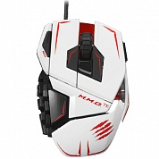 Игровая мышь Mad Catz M.M.O. TE Tournament Edition White