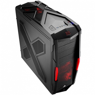 Корпус AeroCool Strike-X Xtreme Black Edition