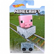 Игрушка Hot Wheels Minecraft Pigman Vehicle