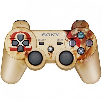 Геймпад DualShock 3 Wireless Controller God of War Edition