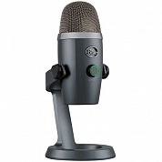 Микрофон Blue Yeti Nano (Shadow Grey)