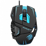 Игровая мышь Mad Catz M.M.O. TE Tournament Edition Blue