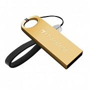 USB флешка Transcend USB 520G 32GB Gold