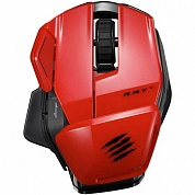 Игровая мышь Mad Catz RAT M Wireless (Red)