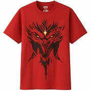 Uniqlo Blizzard Diablo 3