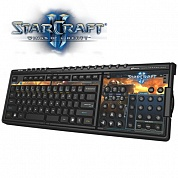 Игровой набор SteelSeries Zboard Bundle: StarCraft II Edition + WoW Keyset