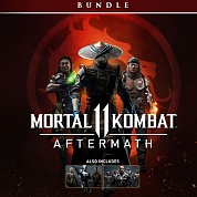 Ключ игры Mortal Kombat 11: Aftermath + Kombat Pack Bundle (для ПК)