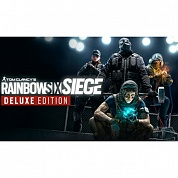 Ключ игры Tom Clancy's Rainbow Six Siege Deluxe Edition (Year 4)