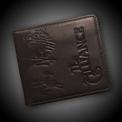 Портмоне Jinx WoW Alliance Crest Leather Wallet