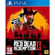 Игра Sony PS4 Red Dead Redemption 2