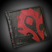 Портмоне Jinx WoW Horde Crest Leather Wallet