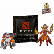 Значок Dota 2 Blindbox Collectible Pins