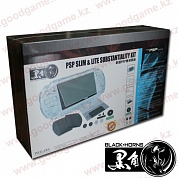 Black Horns PSP Slim & Lite Substantiality Kit