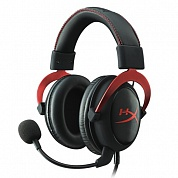 Игровая гарнитура Kingston HyperX Cloud II (Black/Red)