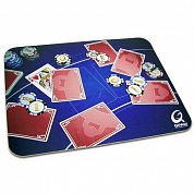 Игровой коврик Qpad CT Small Poker Edition
