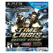 PS3 Time Crisis: Razing Storm