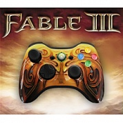 Геймпад Microsoft Xbox 360 Wireless Controller for Xbox 360 (Fable 3 Edition)