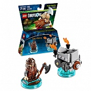 Конструктор Lego Dimensions Lord of the Rings Gimli (71220)