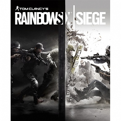 Ключ игры Tom Clancy's Rainbow Six: Siege (для ПК)