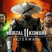 Ключ игры Mortal Kombat 11: Aftermath (для ПК)